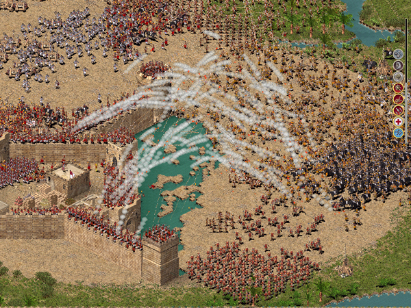 Free Download Stronghold Crusader Full Version