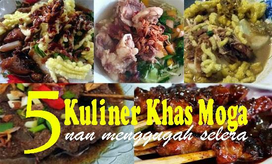 5 Kuliner Khas yang Wajib Kamu Cicipi Saat Berkunjung ke Moga, Awas ketagihan loh!