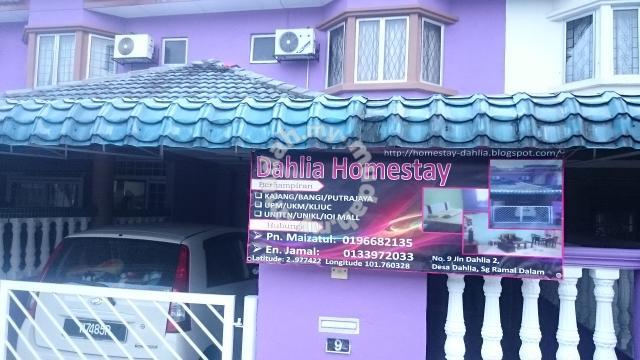 Homestay di Kajang Selangor