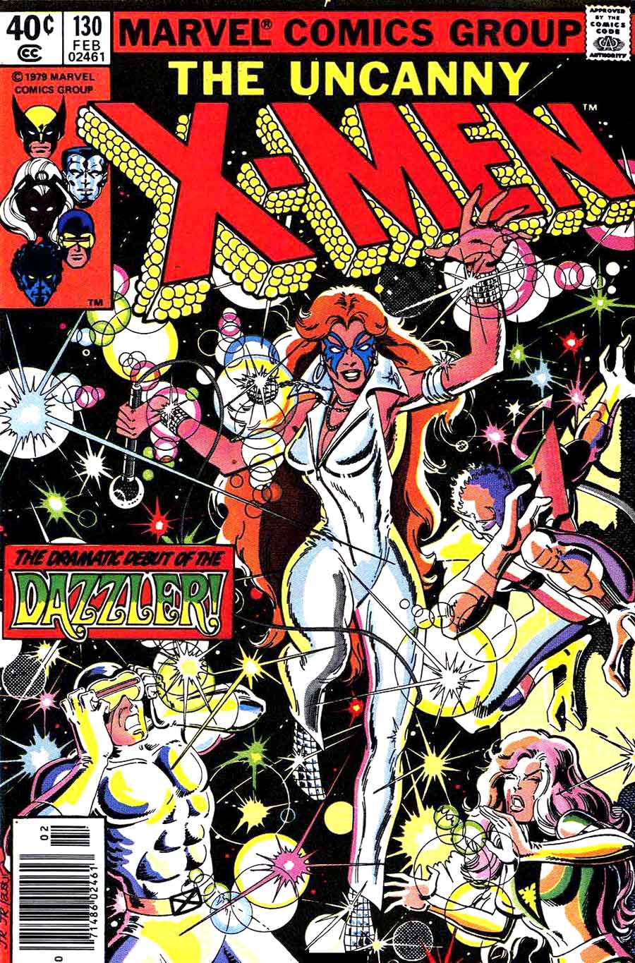 X-men v1 #130 marvel comic book cover art by John Byrne