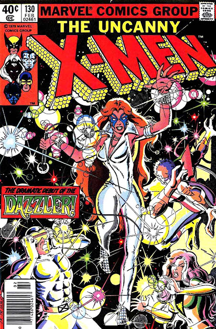 X-men v1 #130 marvel bronze age comic book cover - 1st Dazzler