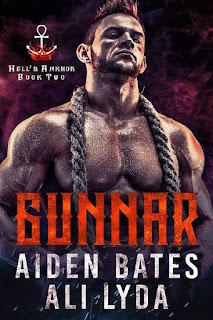 Gunnar   Hell's Ankhor #2   Aiden Bates & Ali Lyda