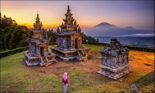 15 Objek Wisata di Semarang Terbaru yang Lagi Hits 2018 Candi Gedong Songo