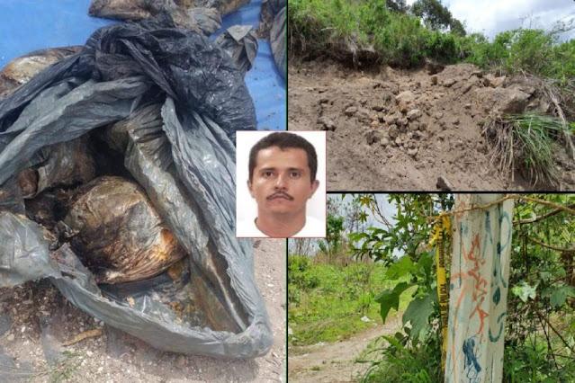 Desaparecer es su deporte, CJNG y Cártel Nueva Plaza; las 56 bolsas con restos humanos en territorio del Mencho