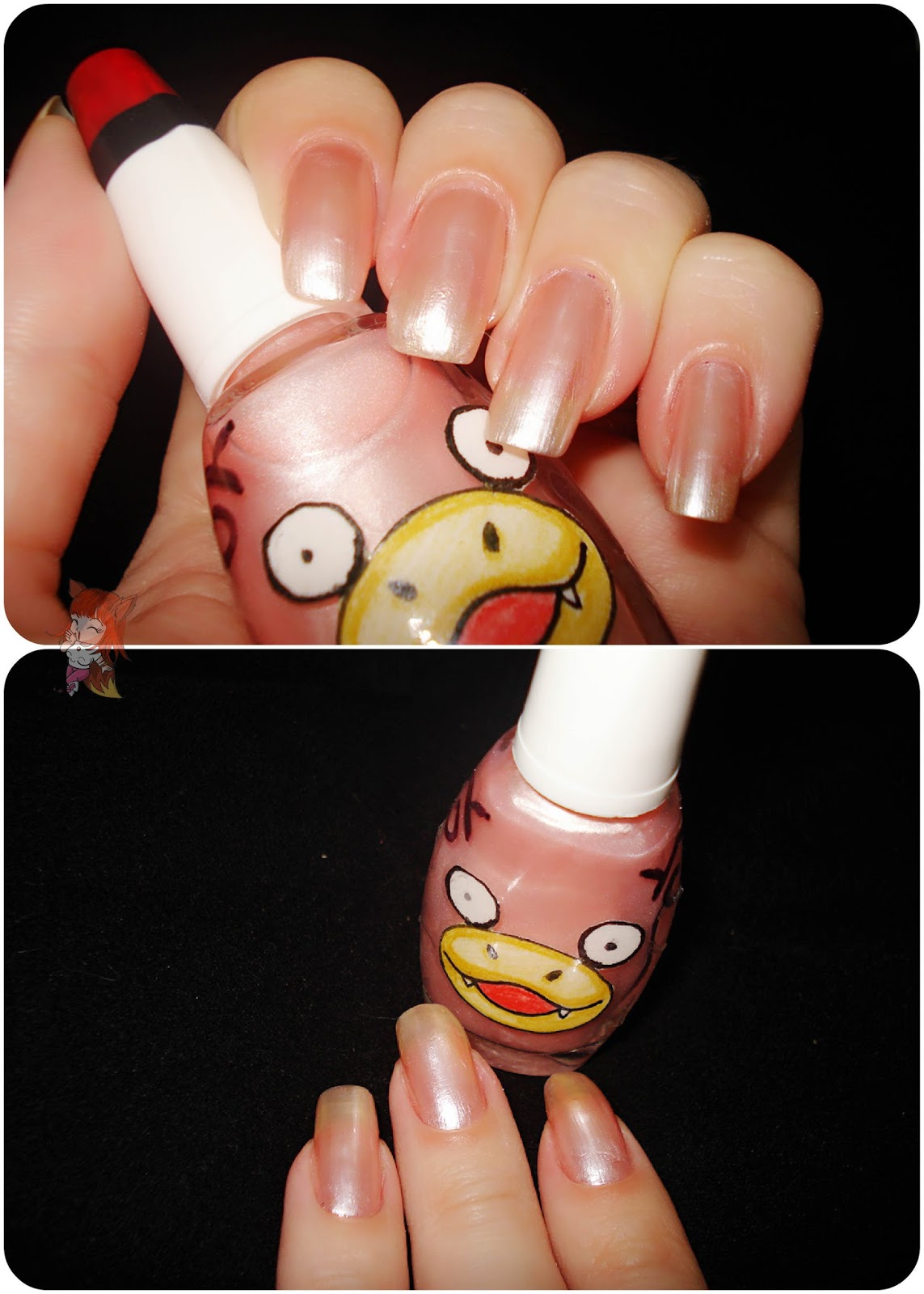 Esmalte Colorama especial Pokemon - Slowpoke