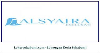 Lowongan Kerja CV Alsyahra Umar Indonesia Sukabumi