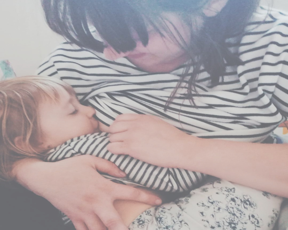 My Experience Of Extended Breastfeeding