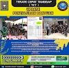 PSHT CABANG BANDAR LAMPUNG SAMPAIKAN DONASI TCT INDONESIA UNTUK MAS SUJADIONO DAN MAS GUNAWAN