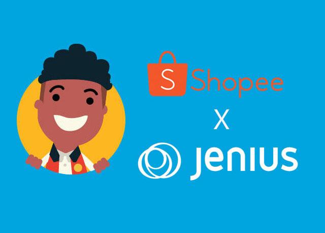 Cara Top Up Saldo ShopeePay Lewat Jenius