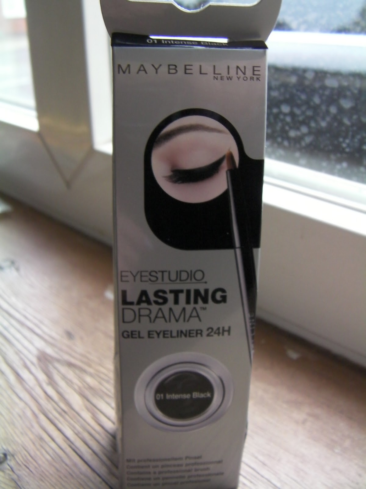 What Kimmi Did Next: Maybelline Eyestudio Lasting Drama Gel Eyeliner
