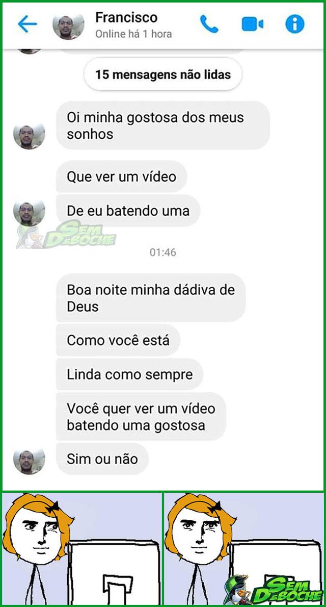FRANCISCO E SUAS CANTADAS EDUCADAS