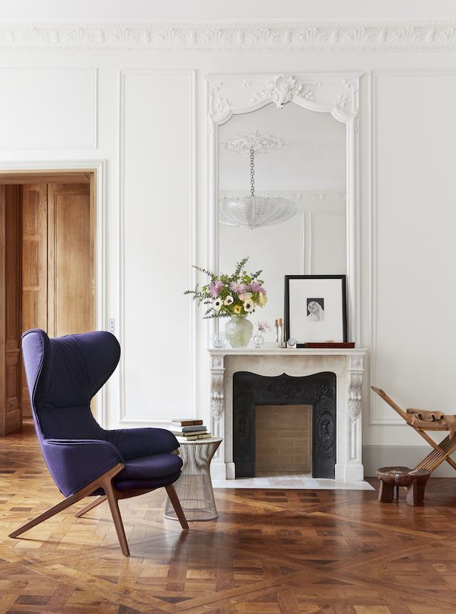 my scandinavian home An opulent Paris apartment with