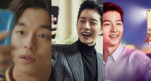 9 người nổi tiếng Hàn Quốc không thích có tài khoản mạng xã hội!