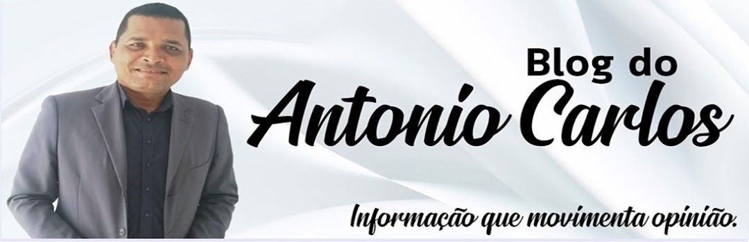 BLOG DO ANTONIO CARLOS