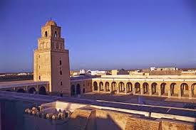 Mosque of Uqba, Tunisia