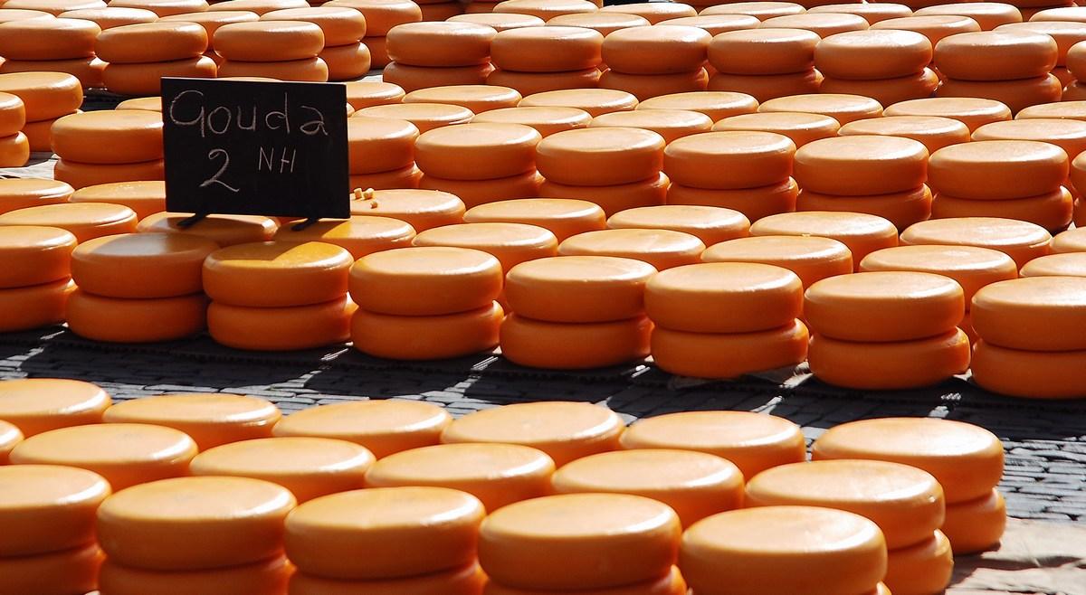 Alkmaar fromages