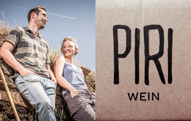 Christine und Philipp Pieroth, die Macher von PIRI Wein.