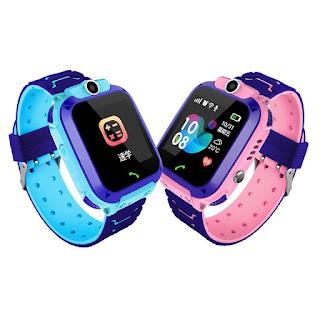Smartwatch SOS e GPS