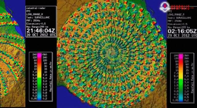 ¿OVNIS o HAARP? El misterio de las espirales magnéticas de México y Europa