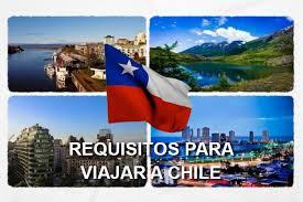 Estos son los requisitos para ingresar a Chile
