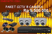 JUAL DAN JASA PASANG CCTV CISARUA, BOGOR