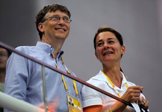 Bill Gates dan Melinda Cerai Setelah 27 Tahun Menikah