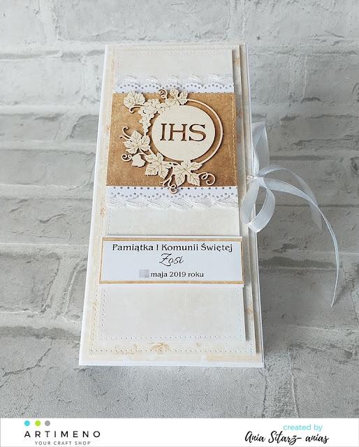 pudełko na czekoladę