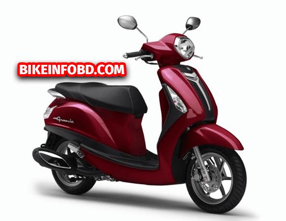 Yamaha Fascino Price in BD