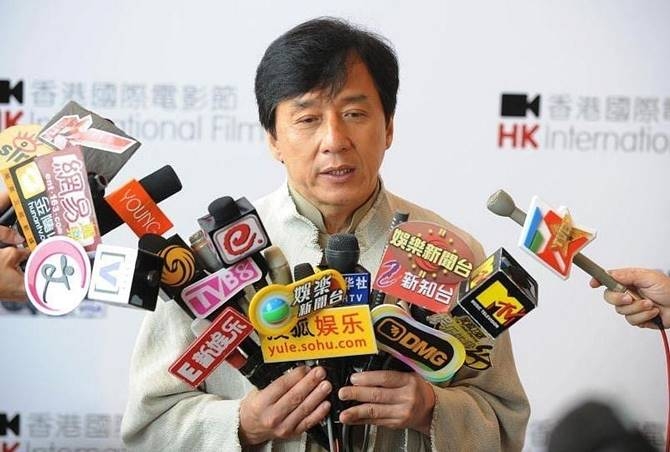 Jackie Chan | Chan Kong-sang Popularly known as Jackie Chan