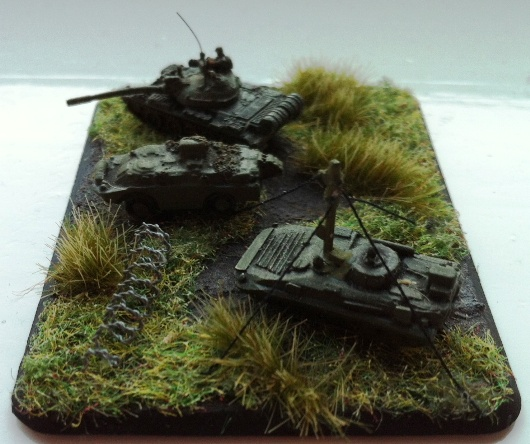 6mm Ultra Modern: 6mm Miniatures