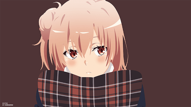 Yui Yuigahama - Oregairu Wallpaper