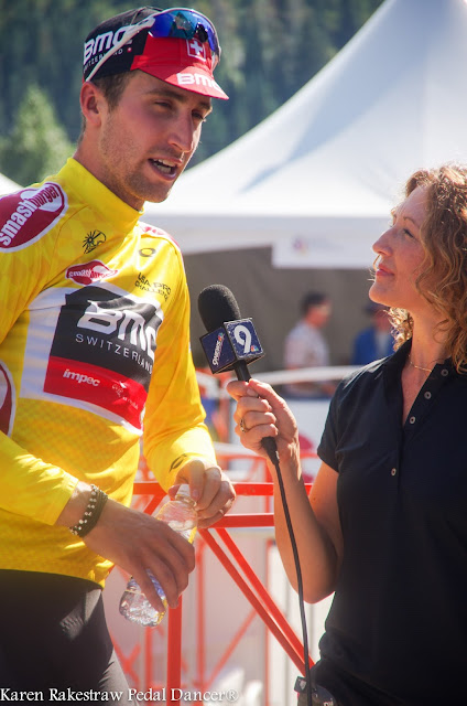 Taylor Phinney and Susie Wargin interview