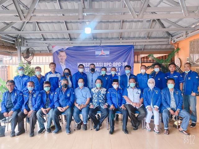 Demokrat Lampung Tetap Solid Bersama AHY