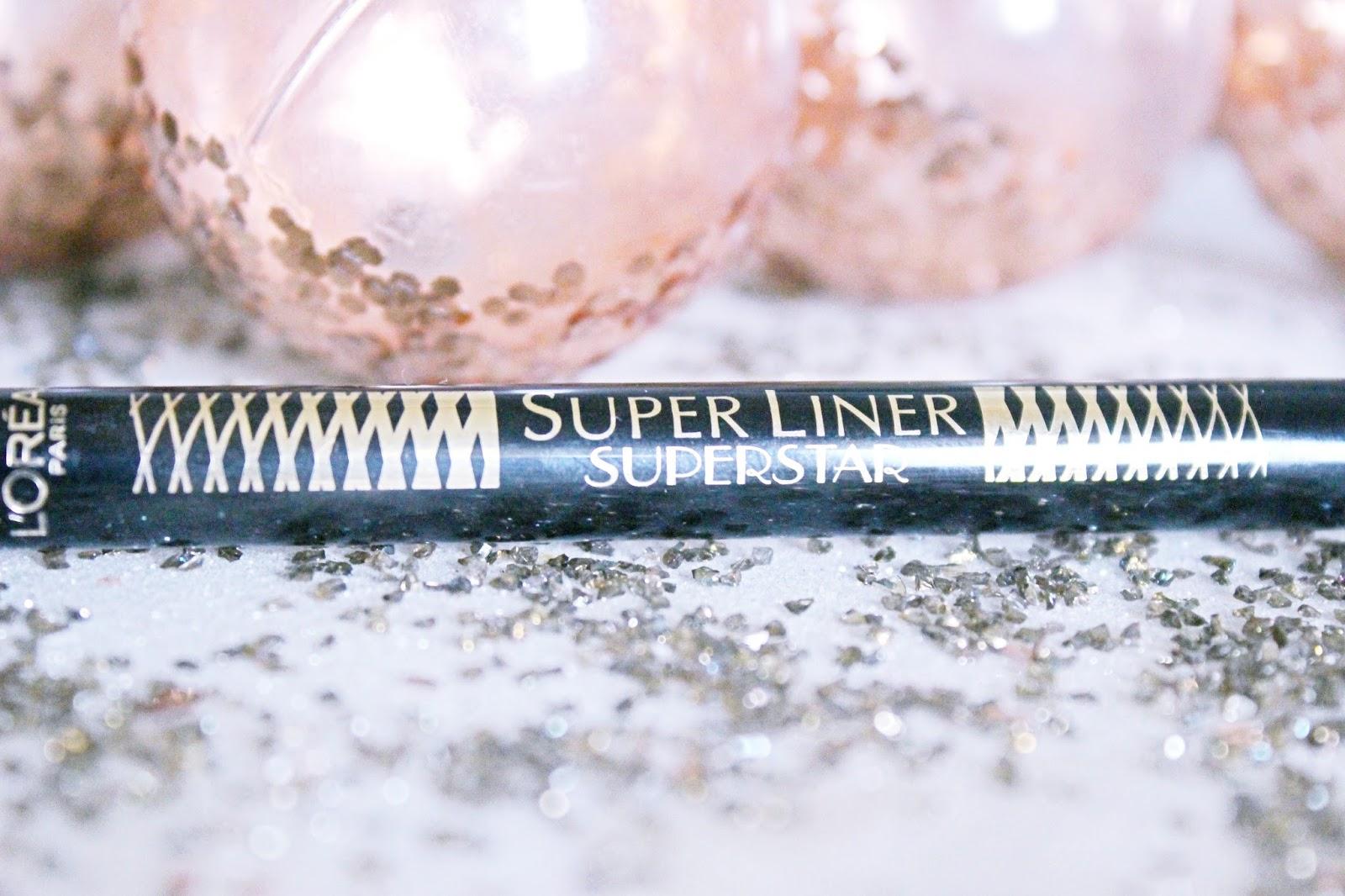 Super liner Superstar L'Oreal