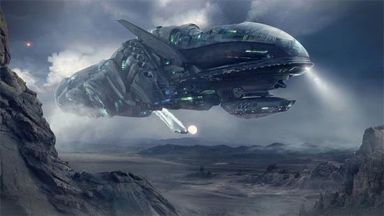 Alien Nave