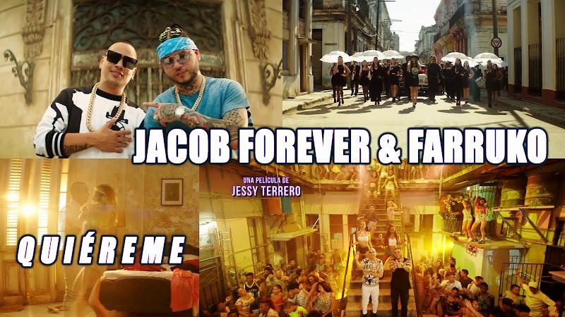 Jacob Forever & Farruko - ¨Quiéreme¨ - Videoclip - Dirección: Jessy Terrero. Portal Del Vídeo Clip Cubano