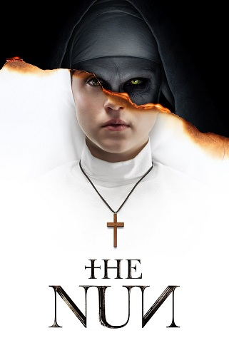 The Nun (2018) Hindi HD 480p 720p 1080p (Web-DL) Dual Audio [हिंदी Dub – English]