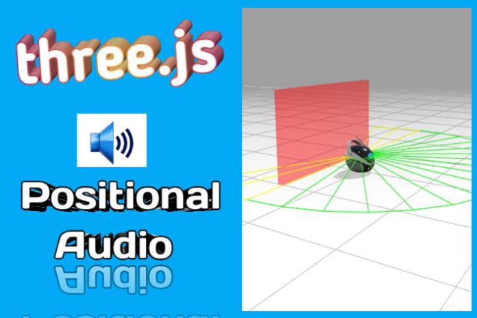 three.js positional audio