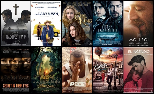 Estrenos, cines, abril, 2016