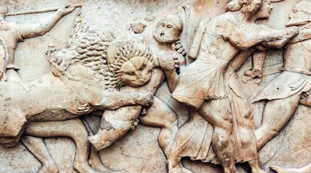 Ο μυστηριώδης πολεμιστής της μάχης του Μαραθώνα