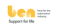 Ben Logo Here for the automotive industry
