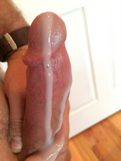 裸体自拍 - Asian Pussy and my Dripping Cock