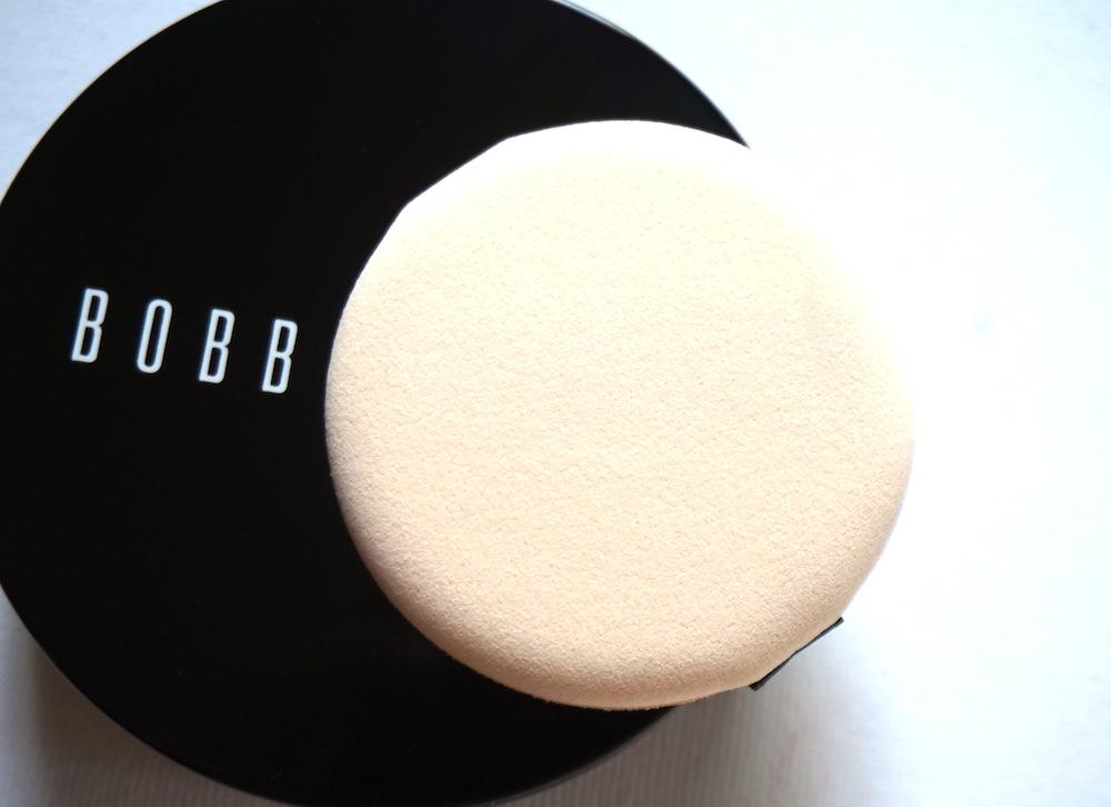 Bobbi Brown Skin Foundation Cushion Compact In Medium To Dark Review