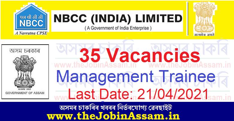 NBCC (India) Limited Recruitment 2021