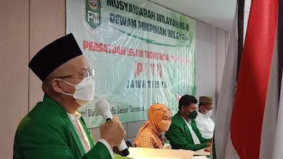 Haryanto Terpilih Aklamasi Ketua PITI Jatim