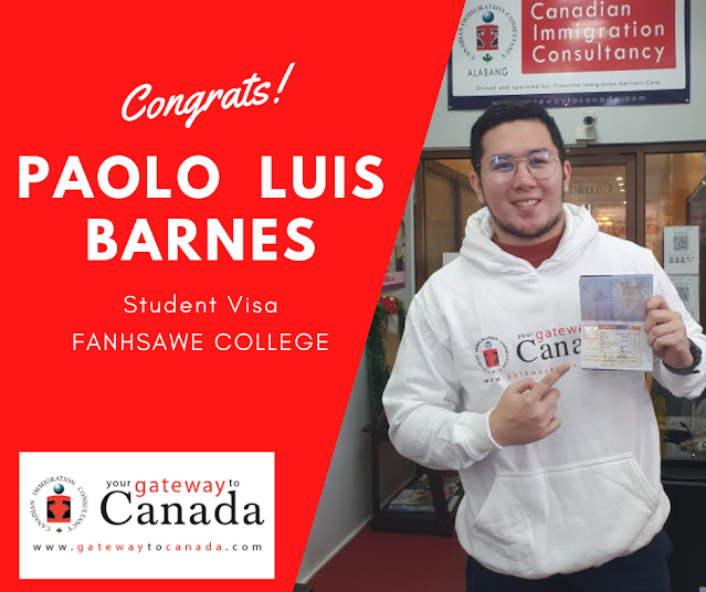 Paolo Luis Barnes - Fanshawe College