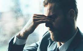 التوتر و الضغوط النفسية تسبب الإصابة بالقرحة