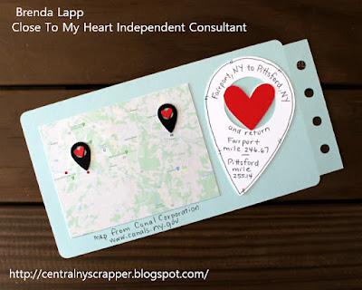 Mini Album for Happiest Place Blog Hop Page 8