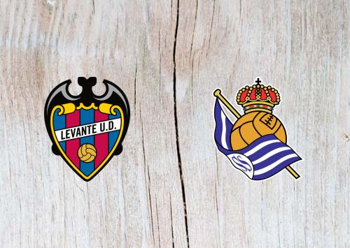 Levante vs Real Sociedad -Highlights 09 November 2018