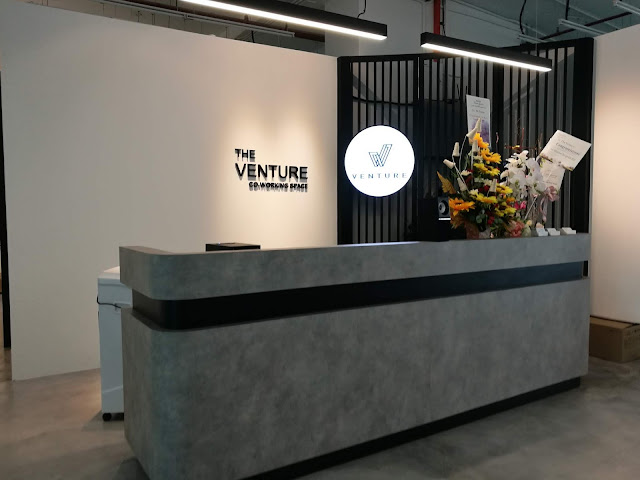 The Venture Coworking Space Tanjung Point Tanjung Tokong Penang Pulau Pinang